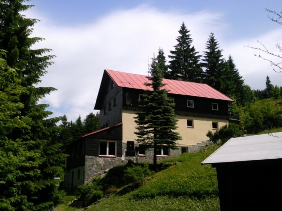 Červenokostelecká bouda