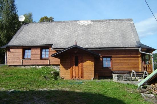 Chata Bank Štědrákova Lhota