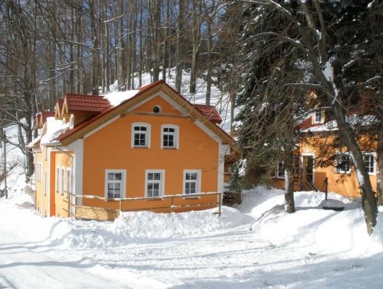 Apartmány Solaris, Janov nad Nisou, Jizerské hory