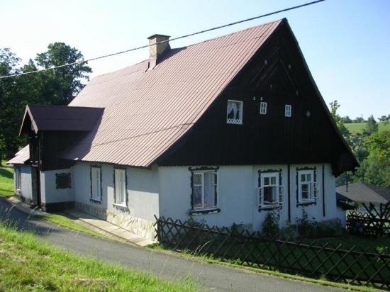 Chalupa Jílové u Držkova