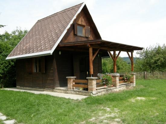 Chata Mladějov v Čechách