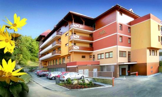 Wellness hotel Rezidence Ambra ****