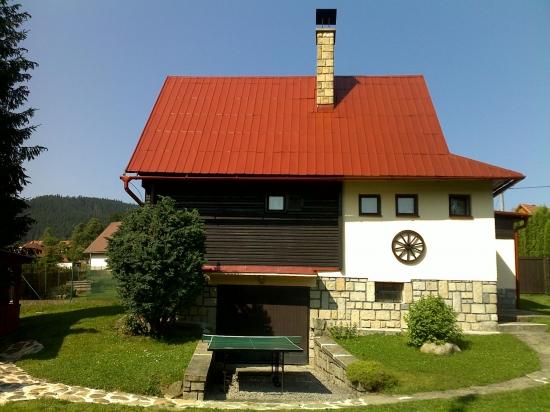Chata Bečva