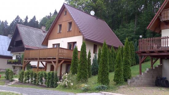 Chata - apartmán Čistá v Krkonoších