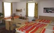 Levné ubytování v J.Hradci - Chalupa u Nežárky