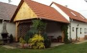 Ubytování na Třeboňsku v obci Lužnice