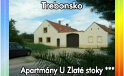 Apartmány U Zlaté stoky *** (CHKO Třeboňsko)