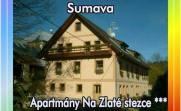 Apartmány Na Zlaté stezce *** (Stožec - České Žleby)